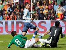 Argentinië gaat zonder Messi af in Bolivia