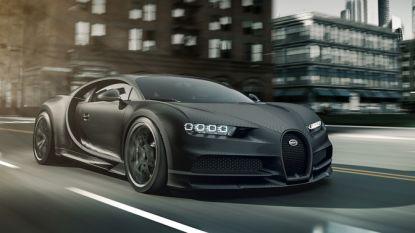 Nieuwste Bugatti kost minstens drie miljoen euro