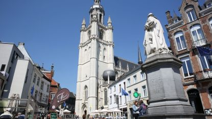 Rouwregister voor overleden Paul Severs in Sint-Martinusbasiliek