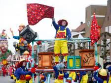 Carnavalsoptocht Sas van Gent naar 14 maart