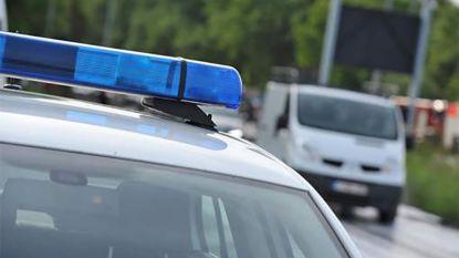 Speciale eenheden pakken gewapende man op die zich verschanste in woning in Edingen