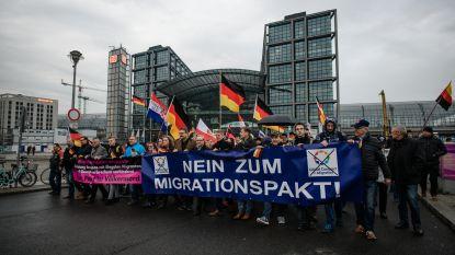 Bijna 80.000 Duitsers ondertekenen petitie tegen migratiepact