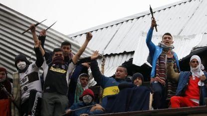 Elf gewonden bij corona-opstand in Argentijnse gevangenis