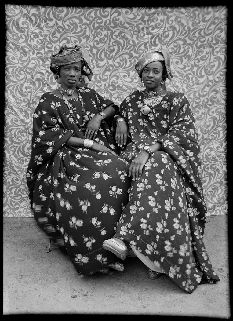 Untitled 1956 Beeld Seydou Keïta