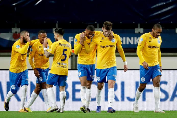 De Graafschap treft met FC Emmen nog één directe concurrent.