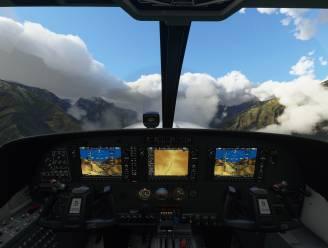 GAMEREVIEW 'Microsoft Flight Simulator': vooral voor wie vliegen bloedernstig neemt