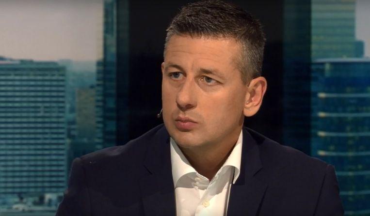 Vlaams Belang-onderhandelaar Chris Janssens