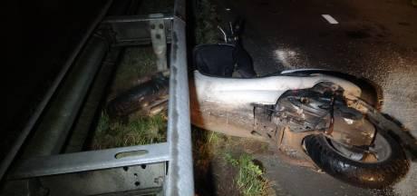 Politie Meppel zoekt gevluchte scooterrijder