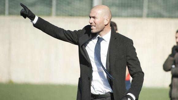 Als het van Zinedine Zidane afhangt dan bestaat zijn droomelftal uit maar liefst 7 spelers van Real.