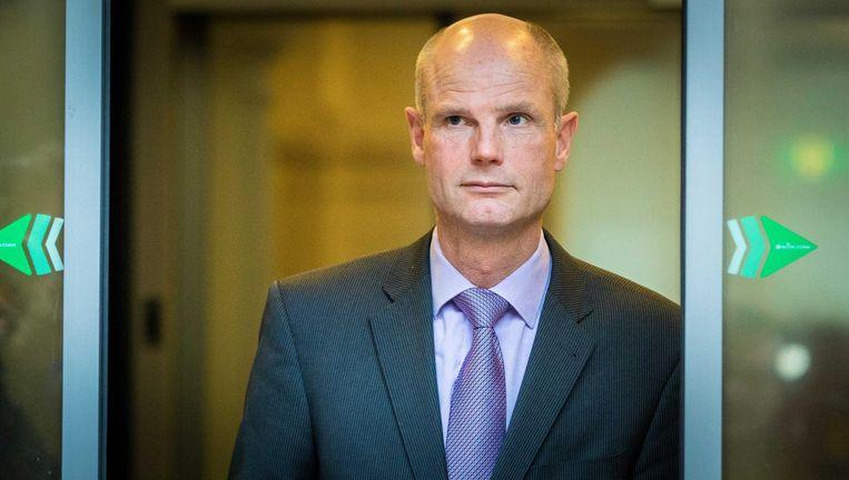 Stef Blok wordt de nieuwe minister van Buitenlandse Zaken. Beeld anp