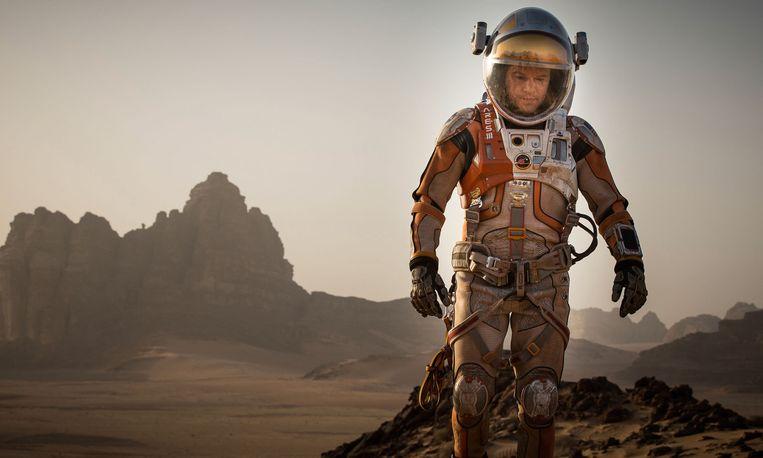 The Martian: zaterdagavond op SBS6 Beeld