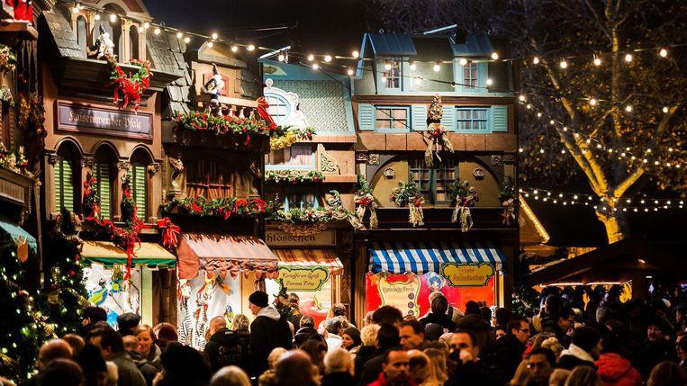 Het event moet het Nederlandse antwoord worden op Europese kerstmarkten. Beeld anp