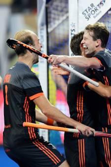 Oranje-hockeyers na bloedstollende thriller naar WK-finale