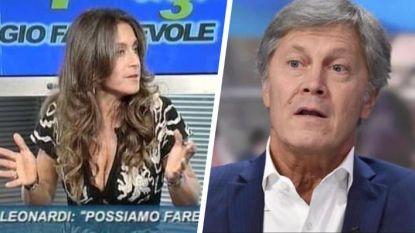 """Italiaanse tv-zender schorst voetbalanalist die zegt dat """"vrouwen moeten zwijgen als het over tactiek gaat"""""""