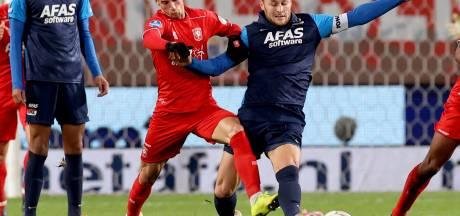 AZ herpakt zich na rampweek met zege bij FC Twente