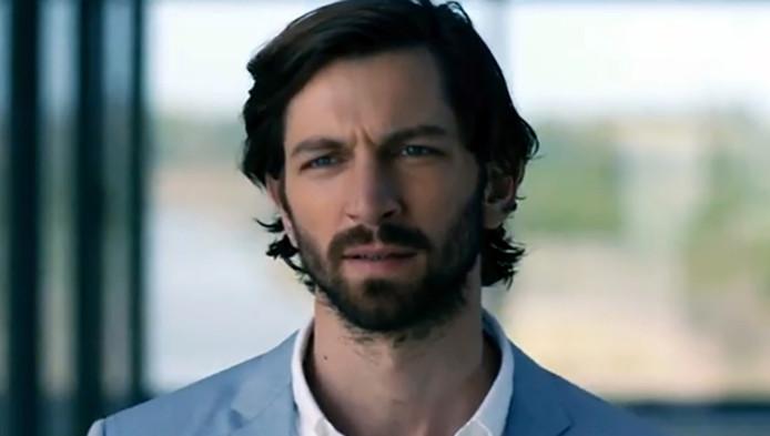 Huisman in de commercial van Chanel.