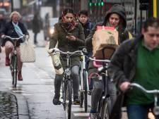 Honderden deelfietsen moeten Utrecht Science Park bereikbaar maken