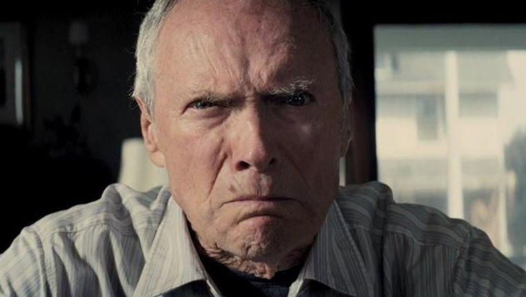 Clint Eastwood in Gran Torino. Beeld