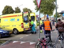 Fietsster gewond bij aanrijding op rotonde in Reusel