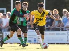 Fenomenaal doelpunt van NAC-talent Yassine Azzagari uit Goes