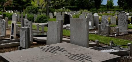 Keuzes maken over begraafplaatsen op het eiland