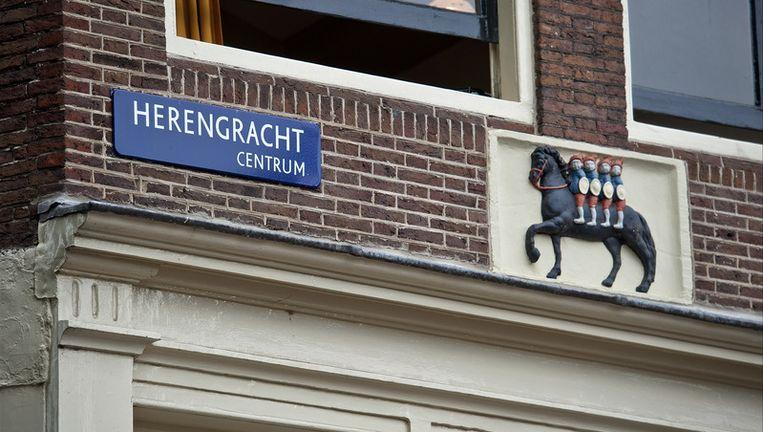 De Herengracht. Foto ANP Beeld