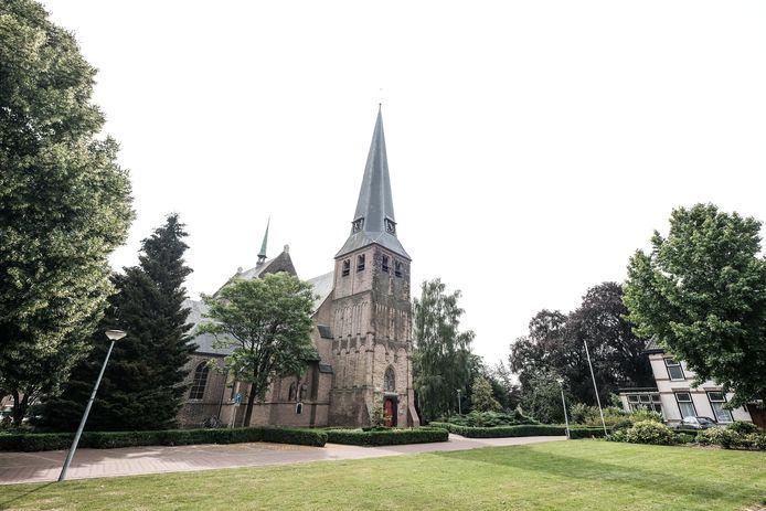 De Kerk in Groessen.