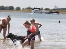 Vandaag afkoelen? 'Zwemmen in rivier is levensgevaarlijk'