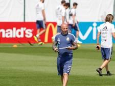 LIVE: 'Spelers zijn klaar met Sampaoli', Brazilië mist Costa nog
