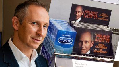 Helmut Lotti schrikt zich een ongeluk: zijn album prijkt bij Lidl... naast condooms