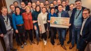 Ronde Tafel Sint-Truiden schenkt 10.000 euro aan Amalou
