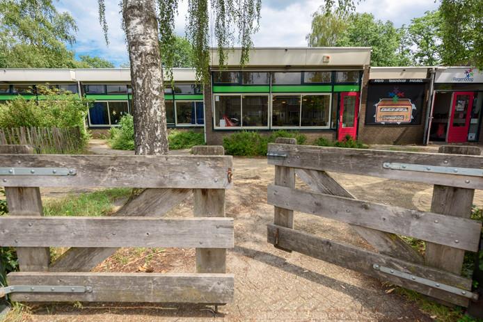 De twee basisscholen in Breugel komen op de locatie van de De Krommen Hoek.