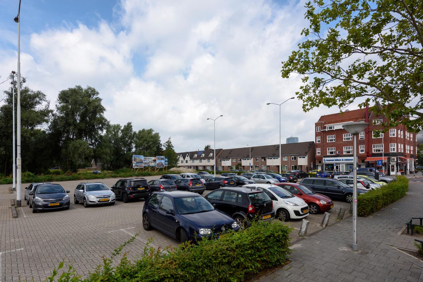 De gemeente Eindhoven ziet nieuwbouw op het huidige parkeerterrein aan de Willemstraat wel zitten.