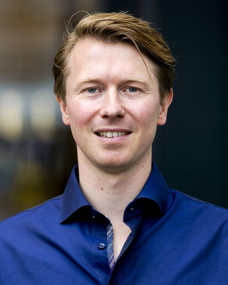 Gerard Oosterwijk Beeld ANP
