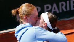 Greet Minnen op één wedstrijd van hoofdtabel Roland Garros