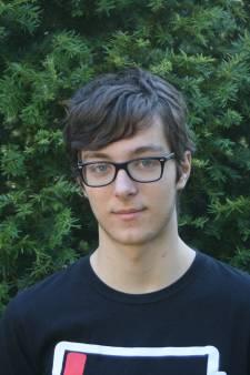 Brian (16) ontwikkelt games: 'Gewoon oefenen en doen'