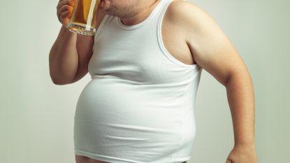 Word je dik van alcohol?
