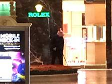 Gewapende overval in Las Vegas, hotelgasten vluchten in paniek weg