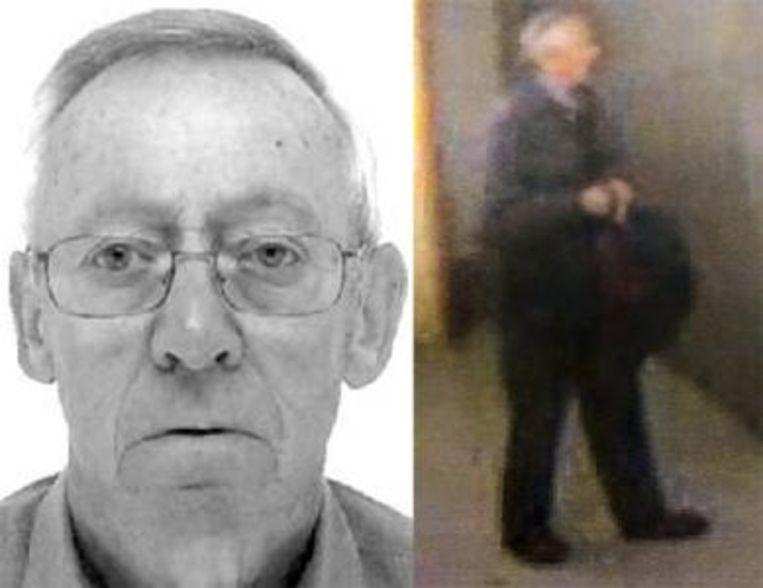De 77-jarige man vertrok zondag uit het ziekenhuis.