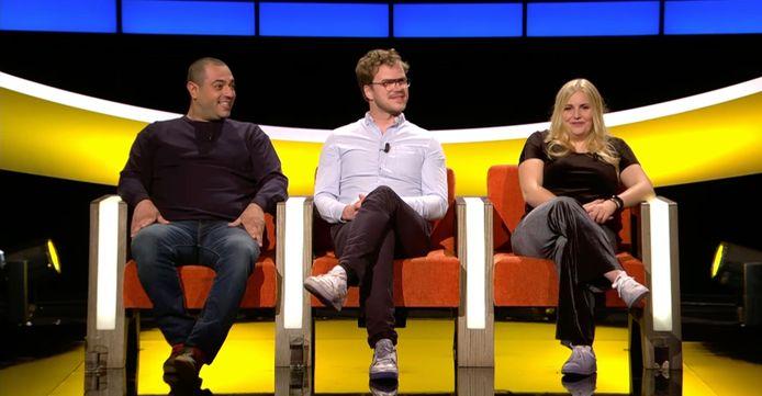 De Slimste Mens Stelt Teleur Grappige Kandidaten Blijken Zwakke Spelers Tv Hln Be