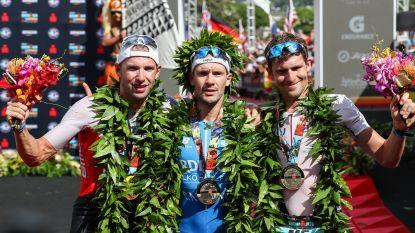 Patrick Lange wint Ironman Hawaï voor het tweede jaar op rij na recordwedstrijd onder 8 uur, Bart Aernouts bijzonder knap tweede