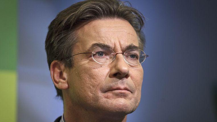 Minister Maxime Verhagen (CDA) Beeld null