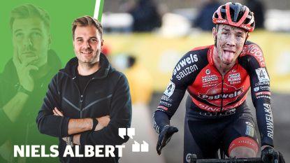 """Niels Albert: """"Ik wil Laurens Sweeck niet afbreken, maar hem een trap onder zijn kont geven"""""""