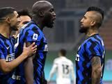 Internazionale laat Juventus kansloos en vergroot voorsprong