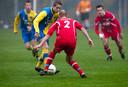 Nadat hij bij Helmond Sport niet doorbrak, maakte Kevin van Veen furore bij Dijkse Boys. Later speelde hij ook nog in het amateurvoetbal bij UDI'19 en JVC Cuijk.
