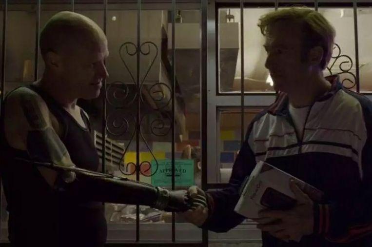 Todd LaTourrette in 'Better Call Saul'.