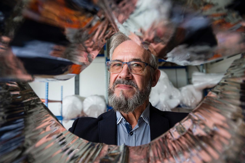 Ton Willemsen, directeur van Tonzon Isolatiematerialen