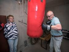 Henk en Anneke de Vaal uit Eindhoven: Hij kan nog wel een tik uitdelen