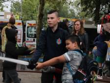 Brandweerkazerne IJsselmonde geeft kijkje in de keuken
