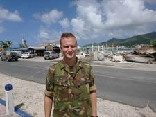 Redders uit Wezep bijna klaar op Sint Maarten